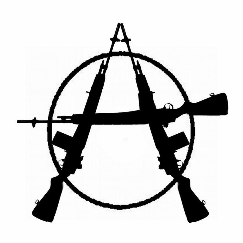 M14 Anarchy Symbol By Josephbutler On Deviantart Anarchy Symbol Anarchist Tattoo Beast Wallpaper
