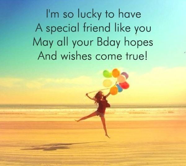 Happy Birthday Best Friend Quotes and Images – Quotes About Greetings for Birthday
