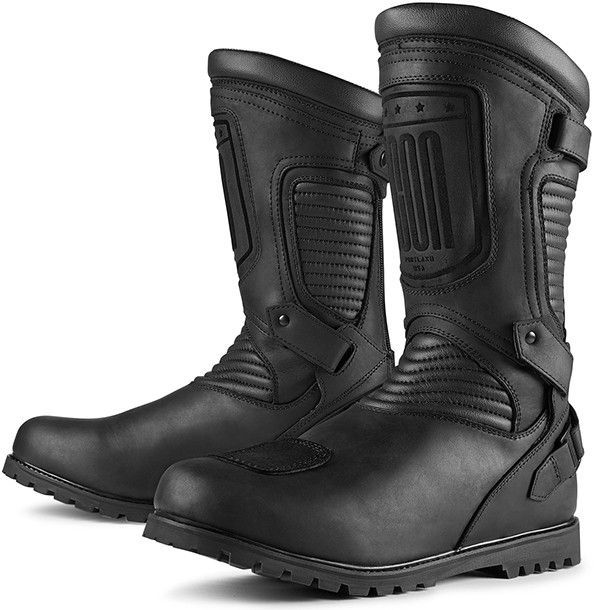 Boots PREP Icon 1000 Stealth (Black)