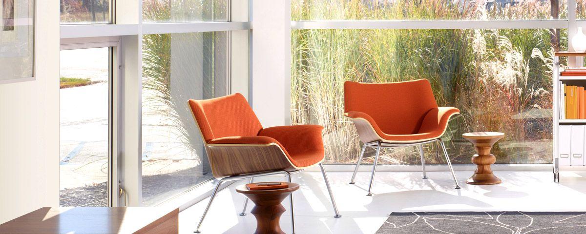 Swoop Lounge Seating Herman Miller Lounge Chairs With Arms Lounge Chairs Without Plywood Chairs Lounge Seating Lounge Furniture Collaborative Furniture