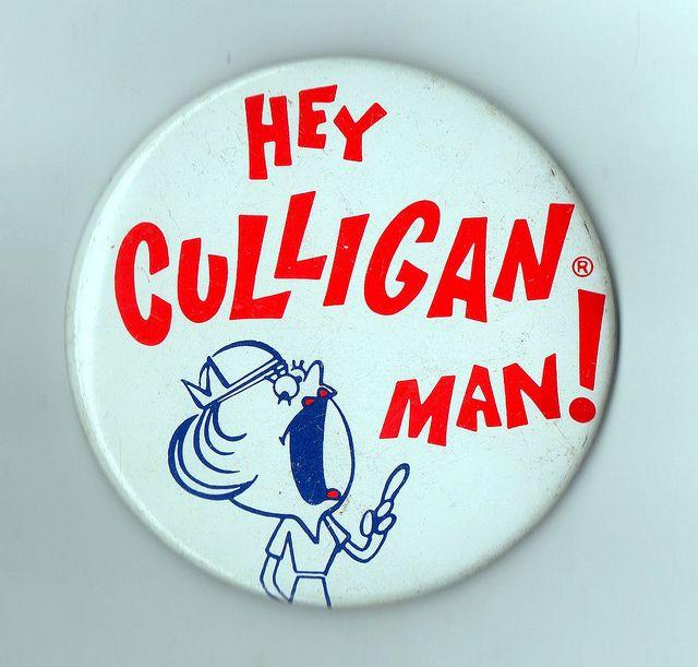 Hey Culligan Man Radio And Tv Ads For Water Softener My Childhood Memories Childhood Memories My Memory