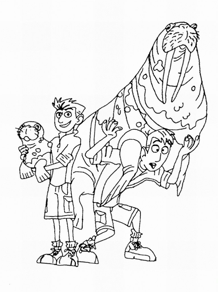 Wild Kratts Coloring Pages New Wild Kratts Coloring Pages Best Coloring Pages For Kids Wild Kratts Coloring Pages Disney Coloring Pages
