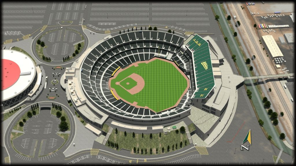 The Amazing Oakland Coliseum Seating Chart Rows Di 2020