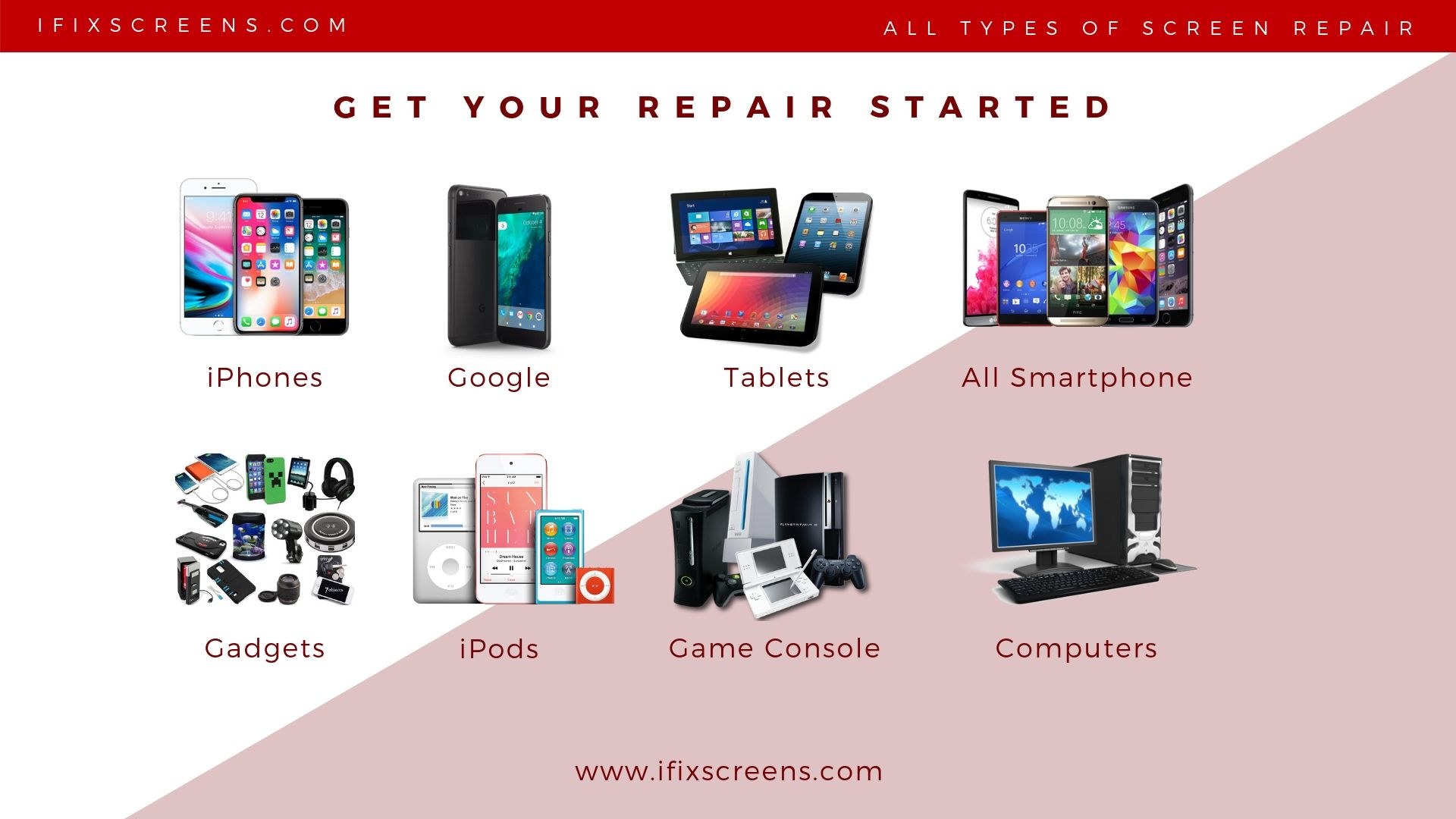 We Do Asap Repair For Your Devices And Gadgets Share Your Repair