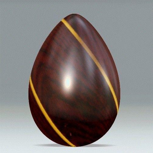 New Egg Shaker Percussion Instruments//Shesham Wood Egg Shaker Wooden