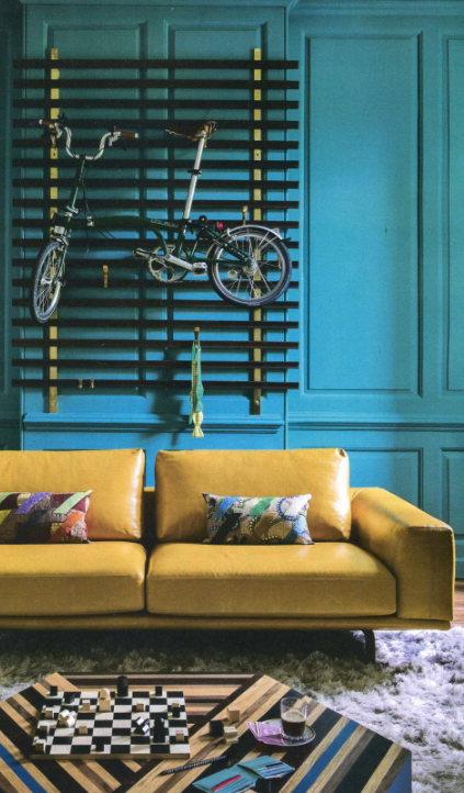 Brompton In Livingetc October Styling And Colour Perfection Living Room Turquoise Teal Living Rooms Blue Living Room