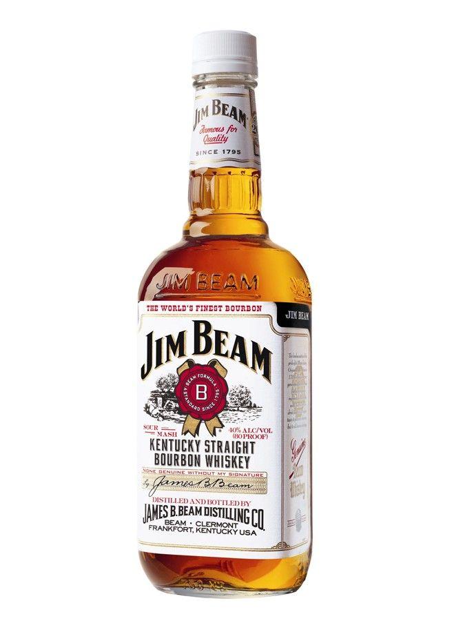 Jim Beam Bottle Standard Drinks
