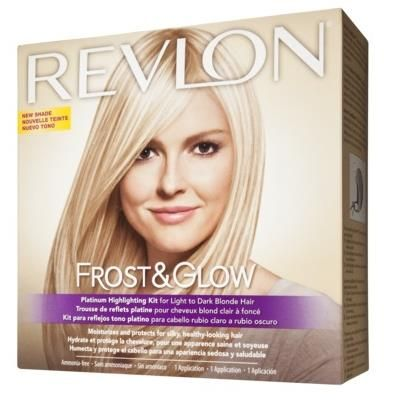 Frost And Glow Is Yet Another Hair Colour By Revlon It Is Also A Four Star Product Since Its Release Box Hair Dye Dyed Blonde Hair Hair Color Brands