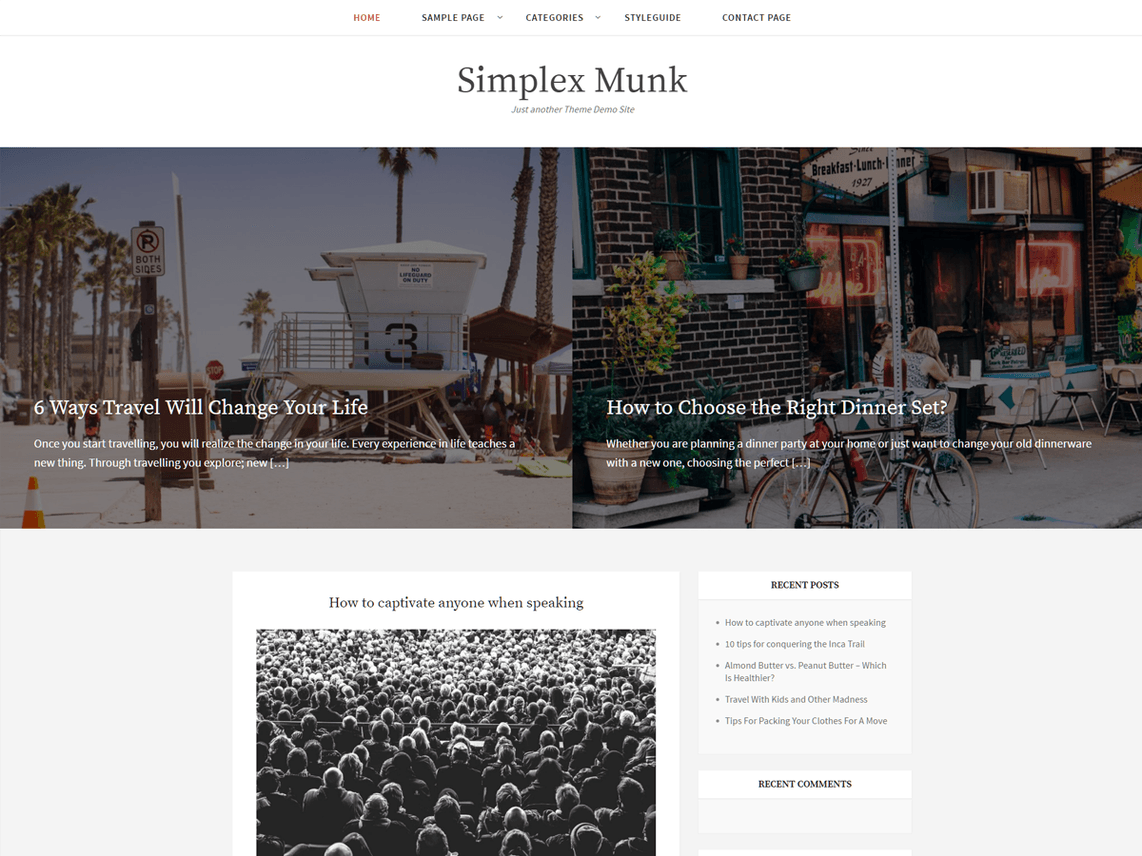 Deign base on HTML, CSS and JQuery Simplex Munk compatibility with ...