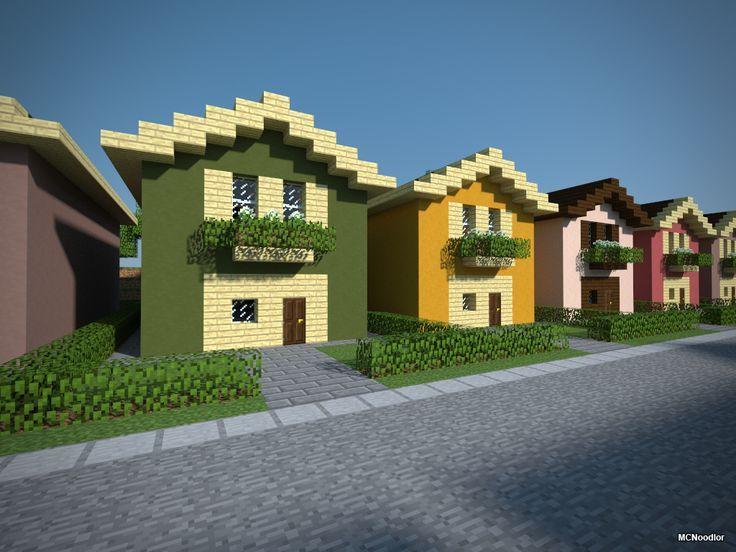 Suburban Bundle #minecrafthouses