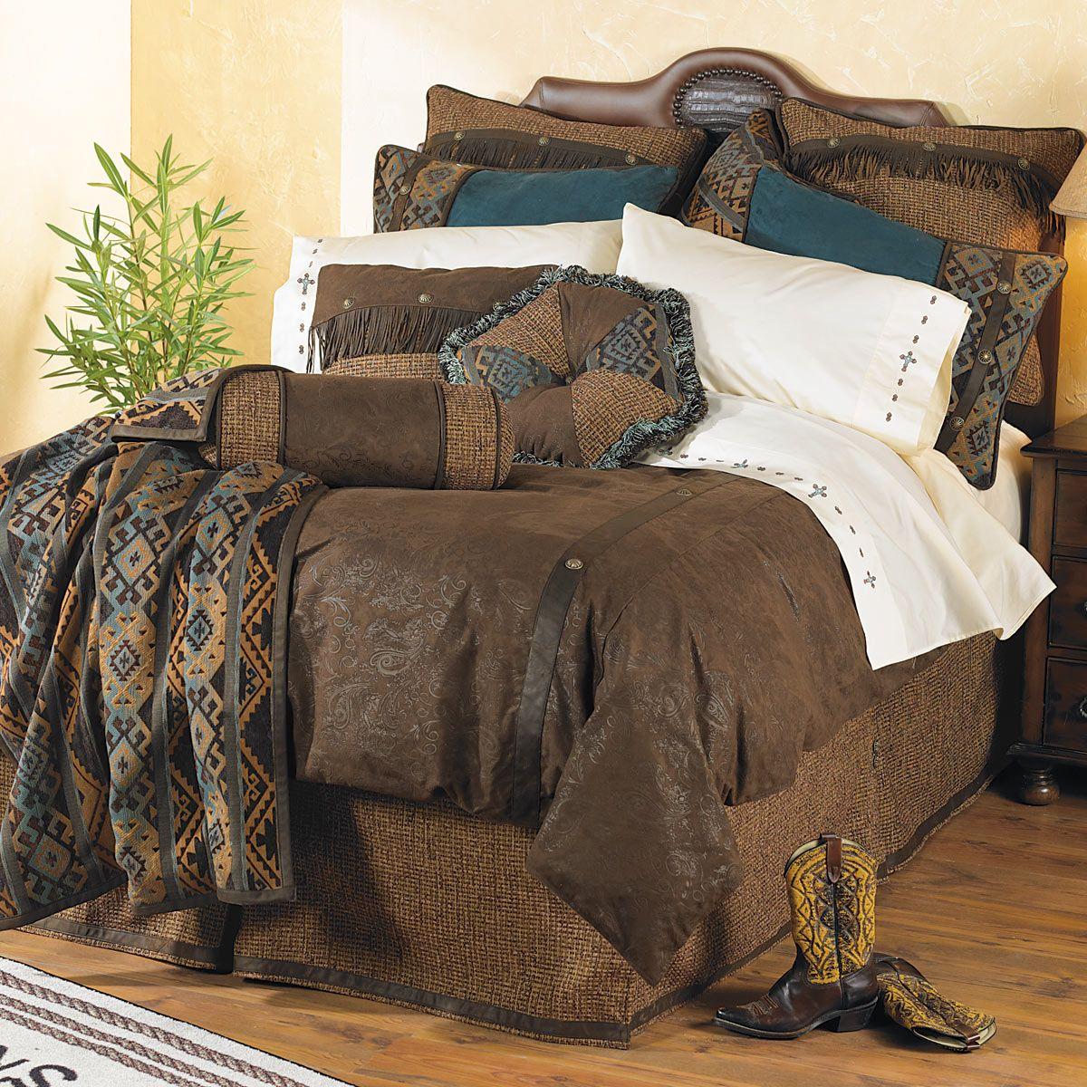 Best Del Rio Bed Set Twin Bedding Sets Rustic Bedding 400 x 300