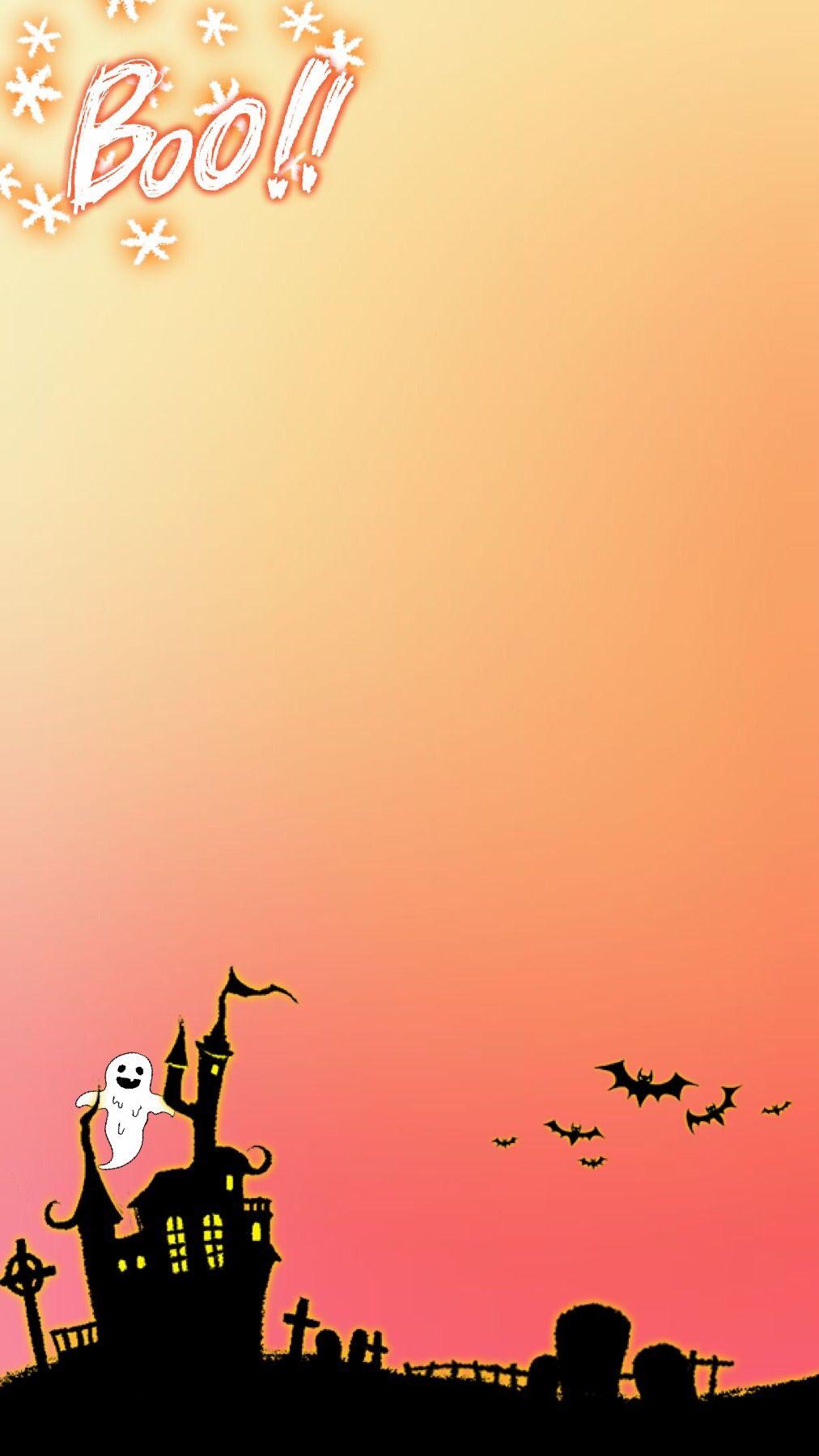 Halloween Wallpaper @ElegantGiftWraps #octoberwallpaper