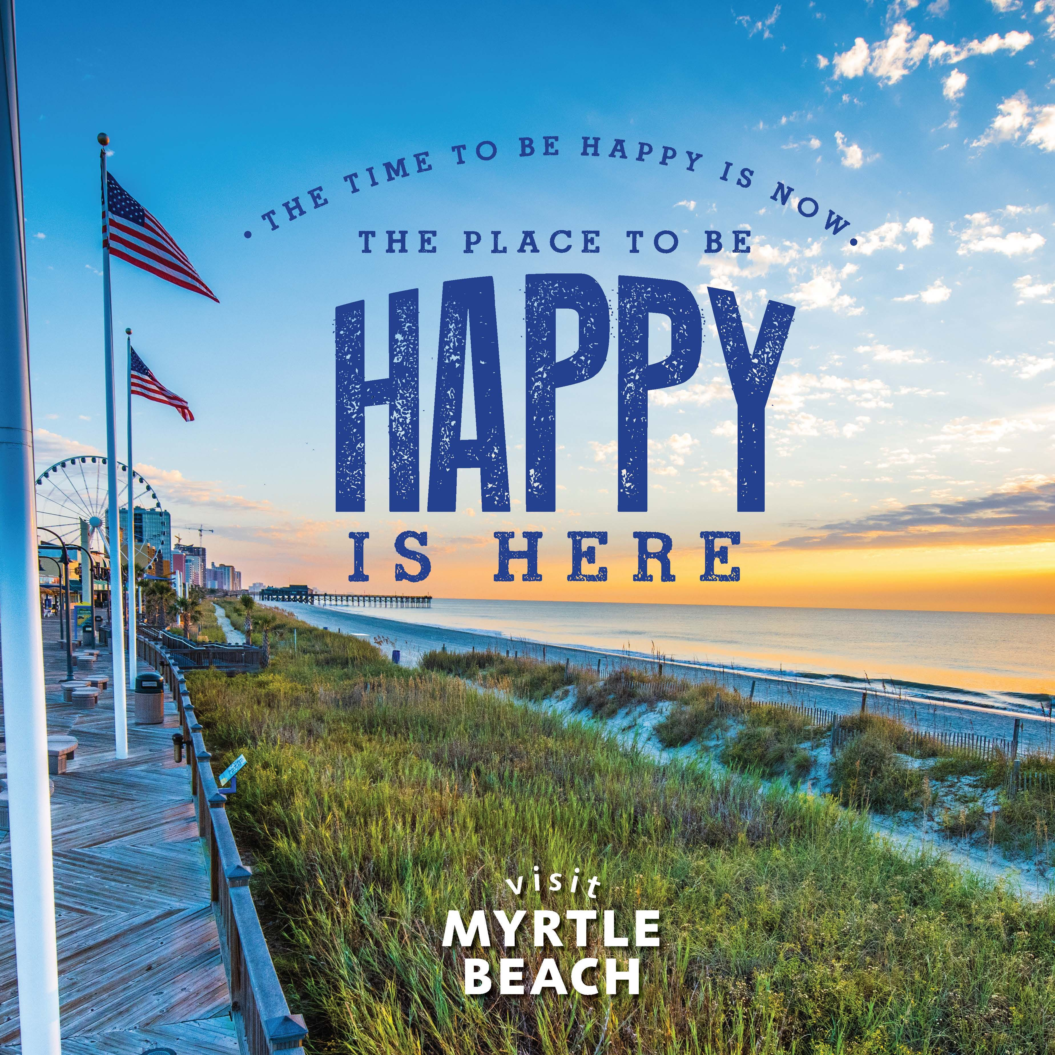Visit Myrtle Beach South Carolina Sc Words