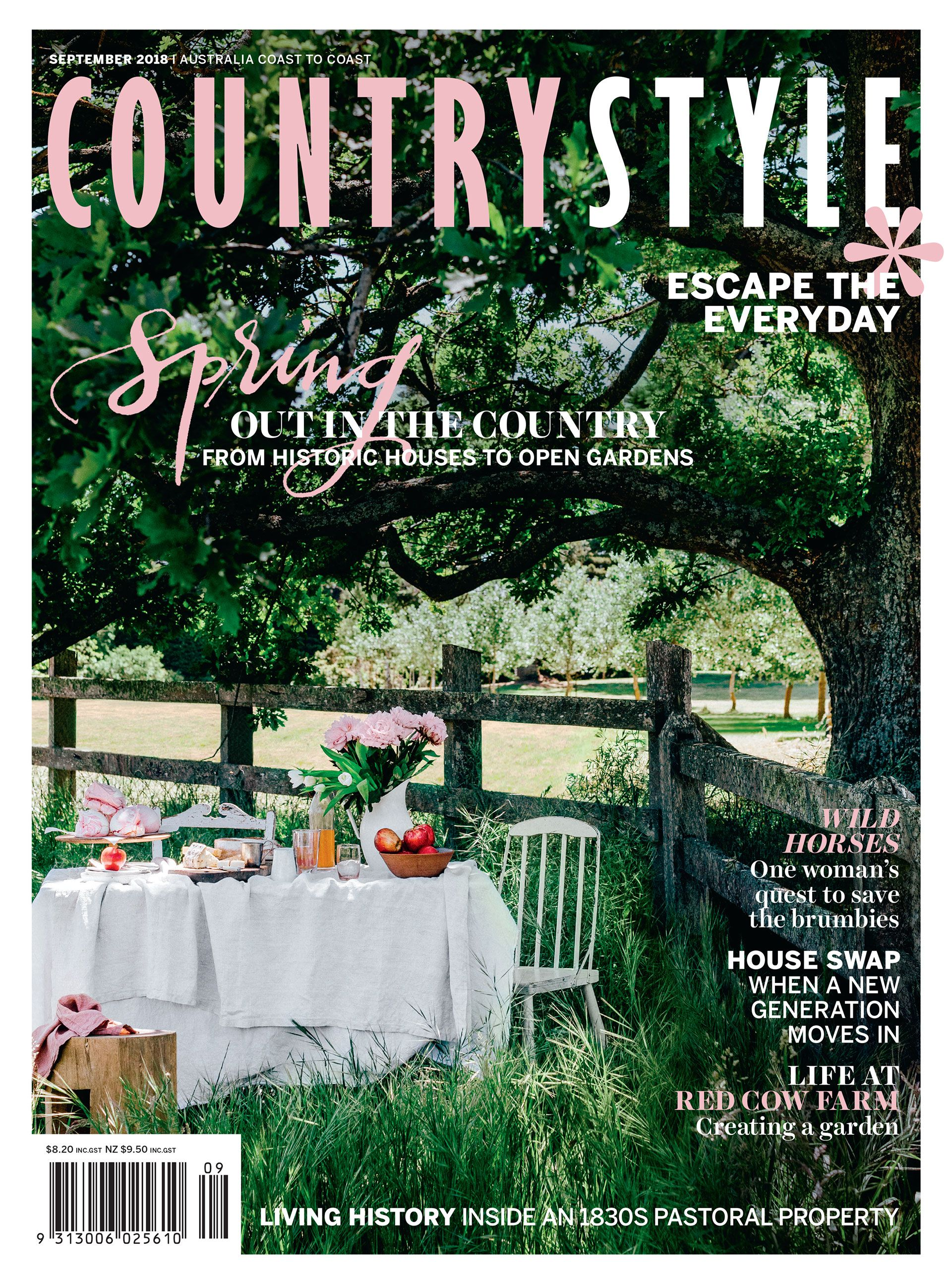 Country Style September Issue Sneak Preview Country Style