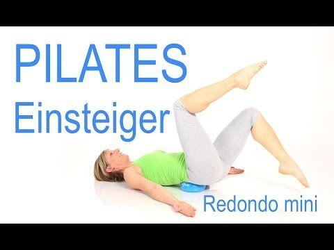23 min. Powerhouse Pilates mit Gabi Fastner