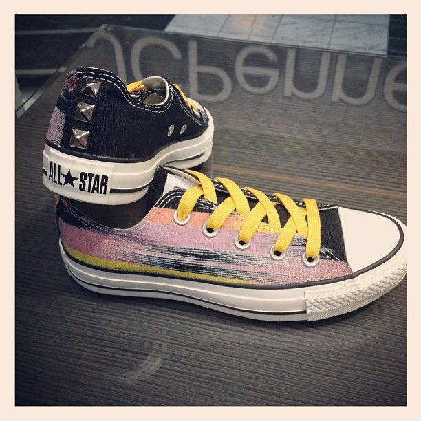 Customize your own Converse at GSP!
