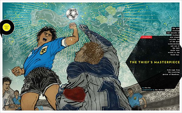 Eight by Eight magazine, #WorldCup edition