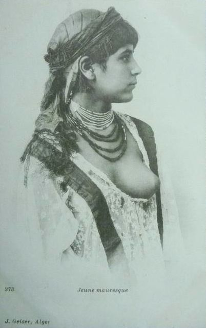 Naked algerian women — 12