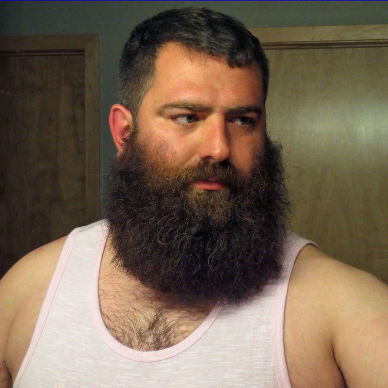 chubby hairy guys