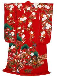 Image result for antique japanese kimonos