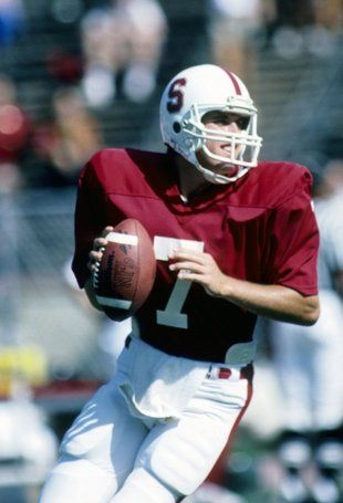 the best attitude d12a6 46b71 Stanford will retire John Elway's No. 7 jersey during Oregon ...