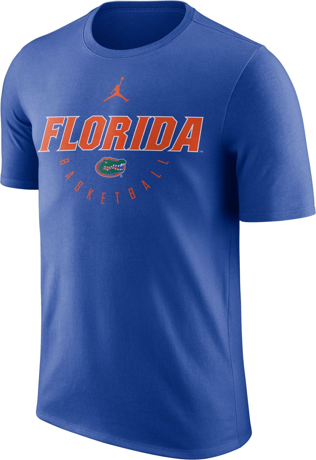 f9e3dbd56aa98f Jordan Men s Florida Gators Blue Key Basketball Legend T-Shirt