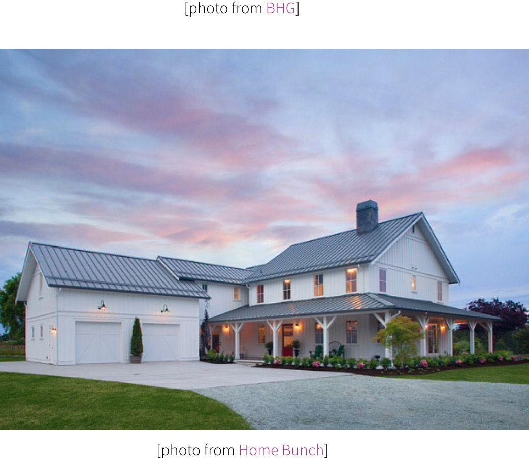 10 BEST Modern Farmhouse Floor Plans that