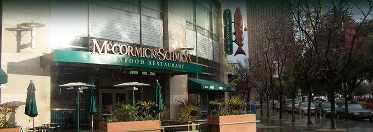 Mccormick And Schimck San Jose Ca Dined Here Seafood