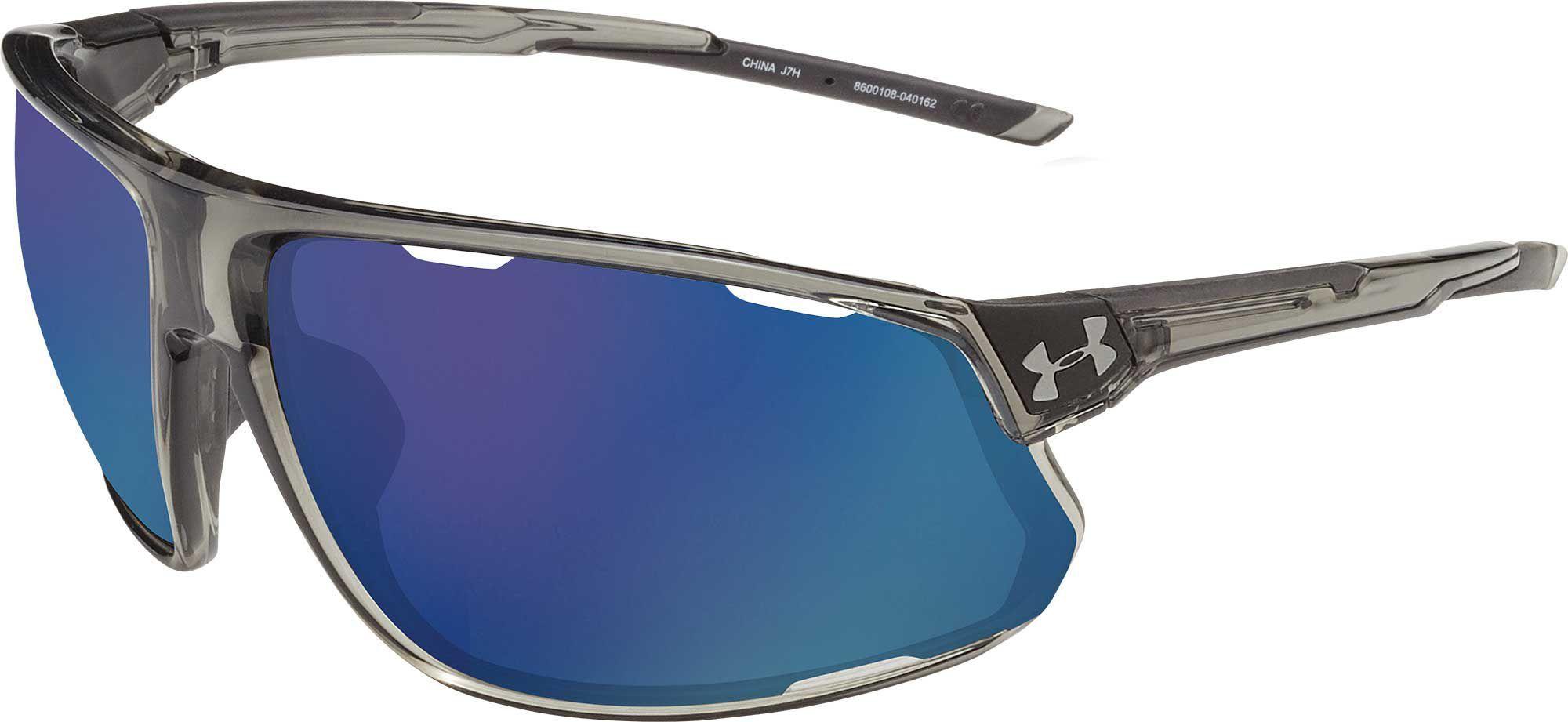 Under Armour Adult Strive Baseball Sunglasses, Gloss
