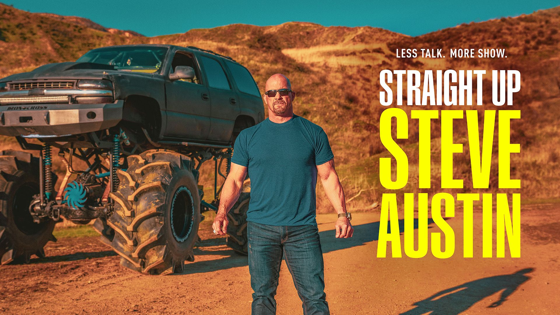Usa Network Announced The Pickup Of Straight Up Steve Austin A Unique Interview Based Series Hosted By Retired Wwe L Steve Austin Wwe Legends Stone Cold Steve