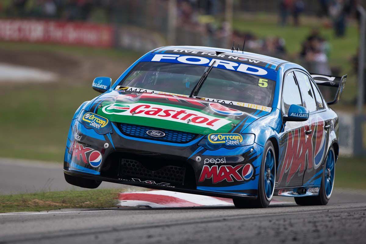 Mark Winterbottom 5 Super cars, Australian v8 supercars