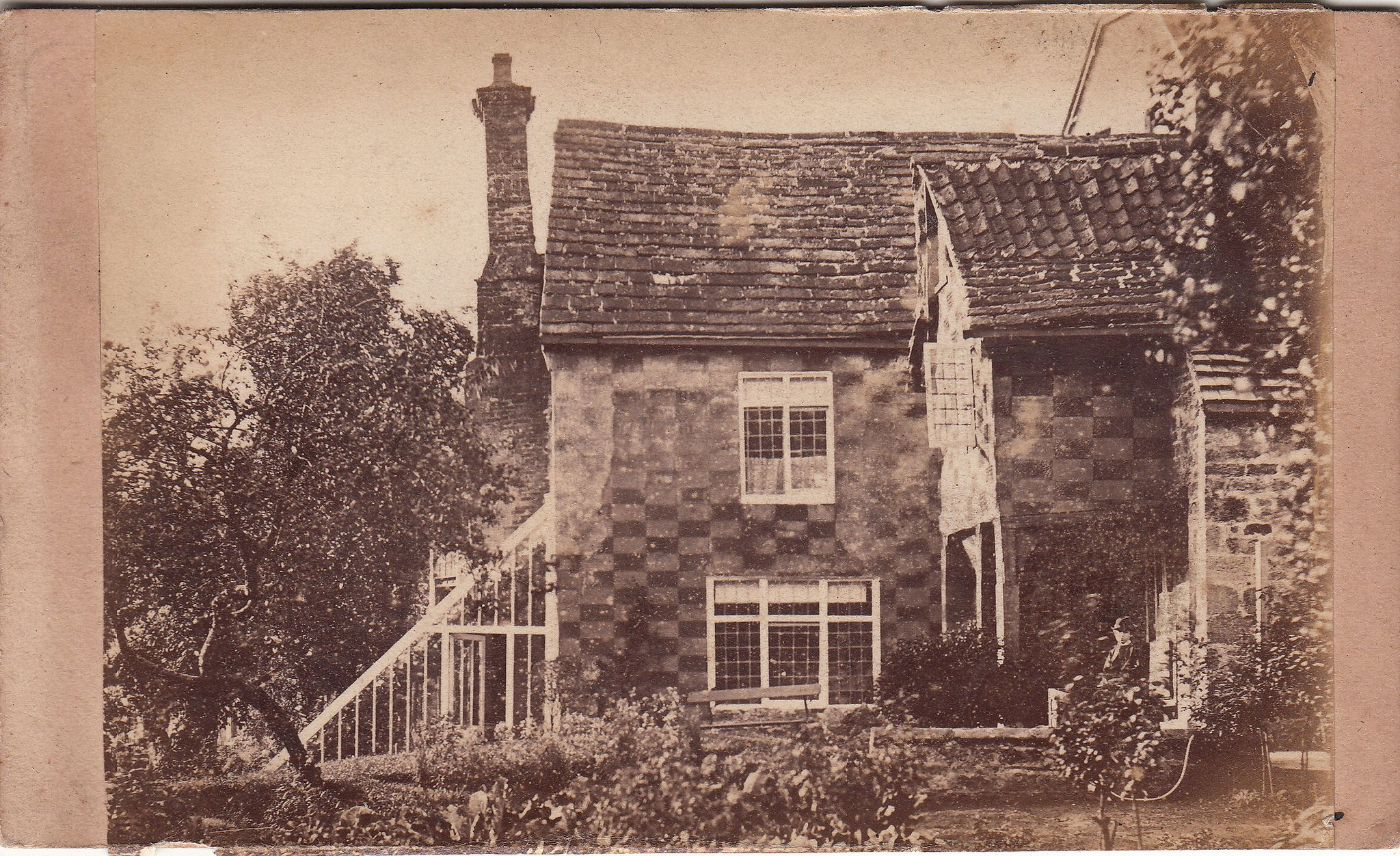 The Old Manor House Knaresborough By Jno Jaques 1870s In 2020 Landscape Photographers Old Things Old Photos