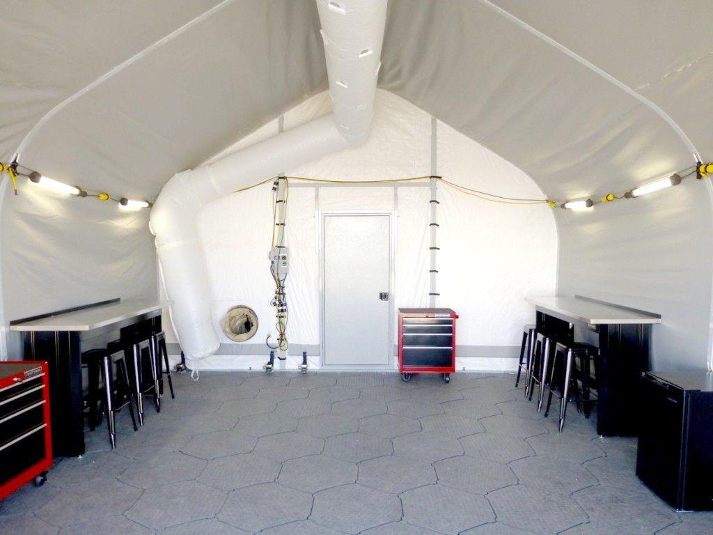portable garage building kits
