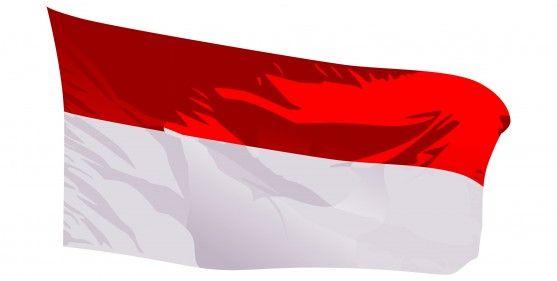 7 Gambar Bendera Indonesia Merah Putih Vector Cdr Ai Pdf Bendera Seni Gambar
