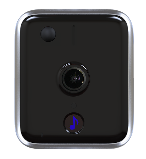 Iseebell Video Doorbell Security package, safe family
