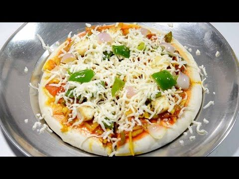 Homemade pizza video recipe start to finish pizza recipe with food forumfinder Choice Image