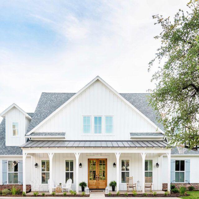 Century Oak Farmhouse Floor Plan – The Old Barn