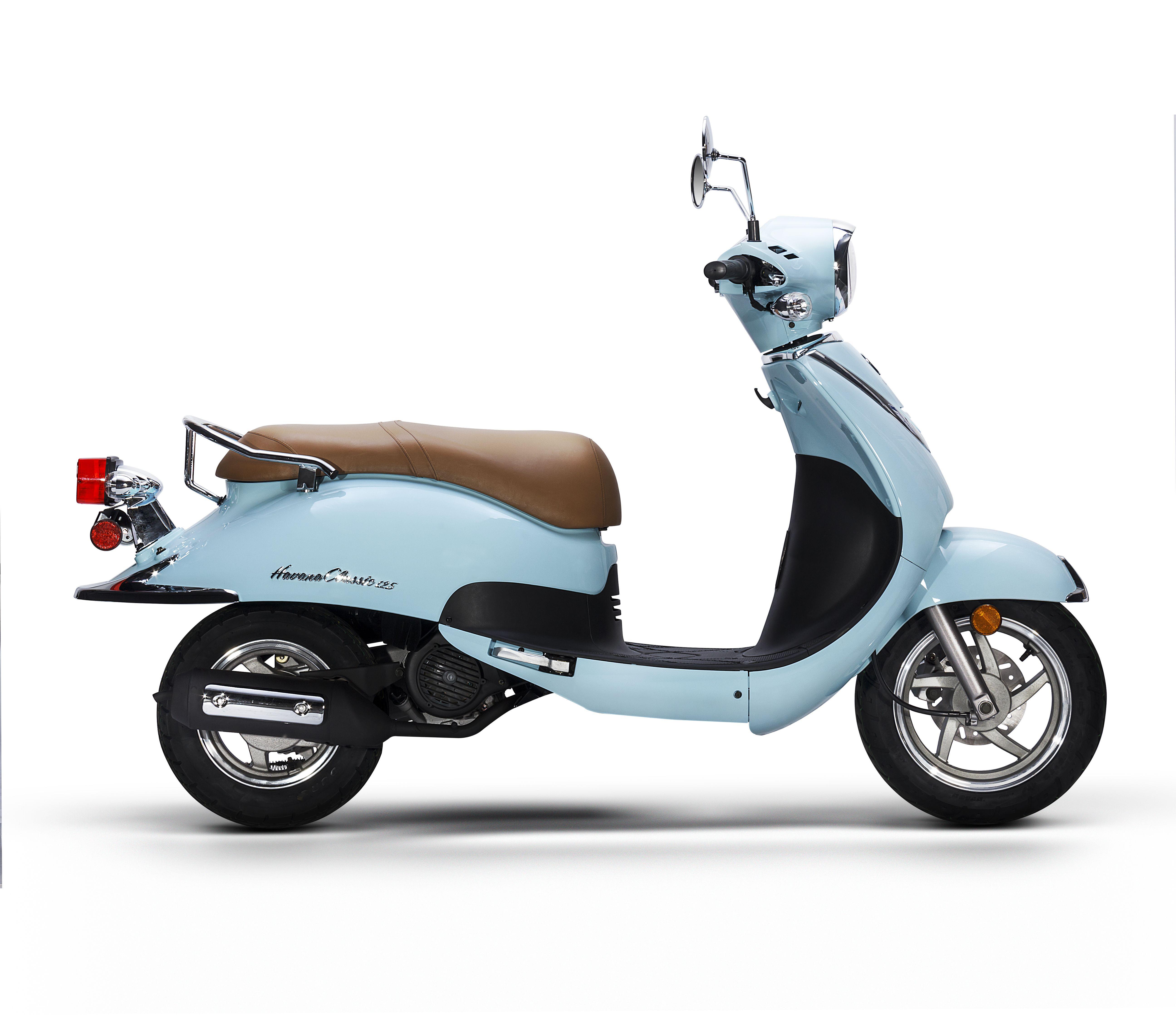Lance Havana Classic 125 & 50 - Sky Blue   Lance Havana
