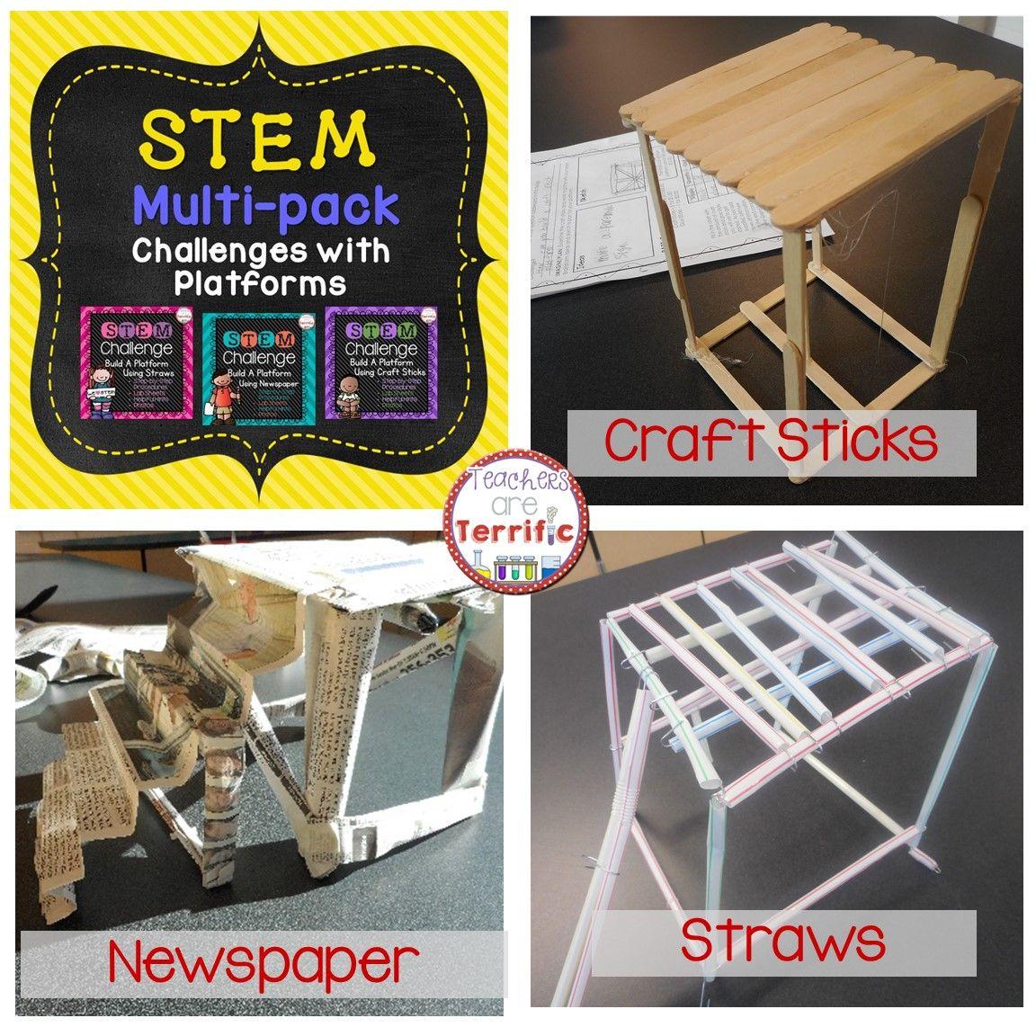 Stem Platforms Bundle Science Classes