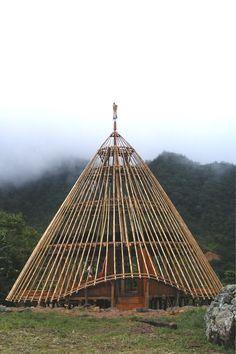 indonesia native arquitectur - Buscar con Google