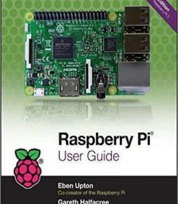 Raspberry Pi User Guide 4th Edition PDF | Tech Dreams