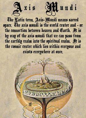 Axis Mundi the axis mundi also cosmic axis axis pillar columna