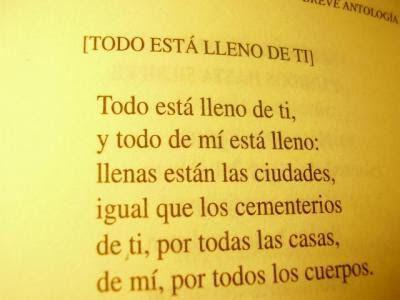 Todo Está Lleno De Ti Miguel Hernández Frases Impresionantes Poemas Miguel Hernandez Poemas