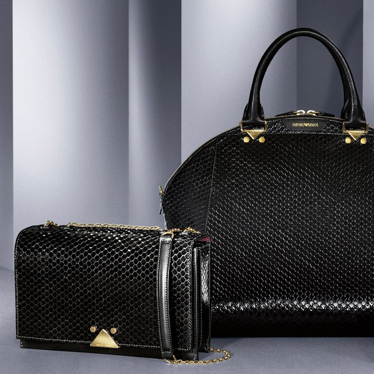 Emporio Armani Women S Bags