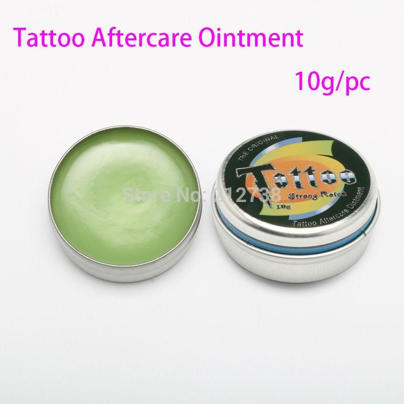 Free Shipping 12 Pcs Tattoo Aftercare Ointment healing Skin Care ...