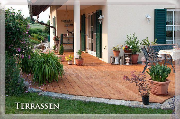 Bildergebnis für terrasse holz und stein kombinieren #terracedesign