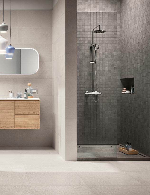 Ragno Studio Ghiaccio 60x60 cm R4PU Arredamento bagno