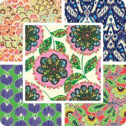 Amy Butler Lark Fat Quarters 20 Fabrics