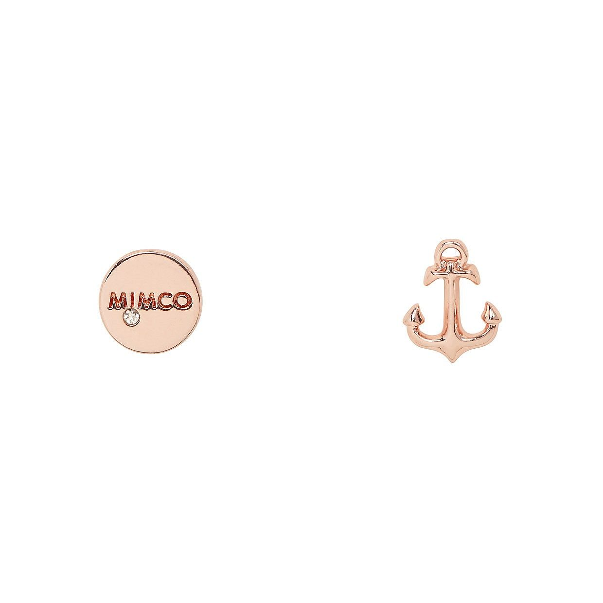 82c83af17 Earrings | Jewellery by Mimco - TAKE TWO ANCHOR STUD | style ...