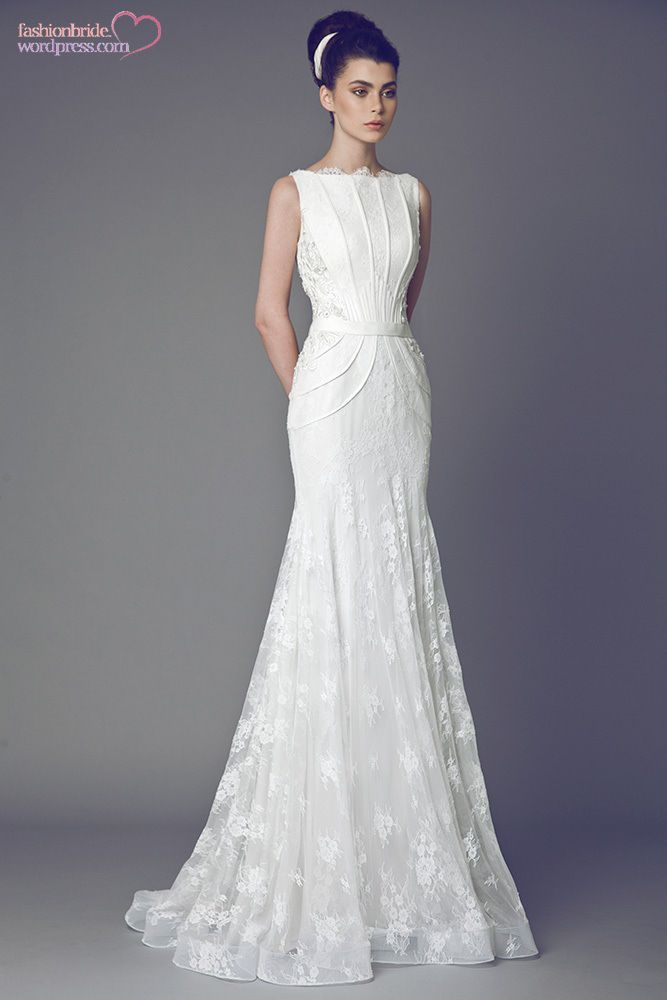 Tony Ward 2015 Spring Bridal Couture Collection